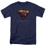 Supergirl- Radiant Shield T-Shirt