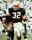 Jim Brown 1965 Action Photo