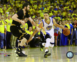 Kevin Love & Stephen Curry Game 7 of the 2016 NBA Finals Photo