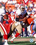 Charles Haley 1991 Action Photo