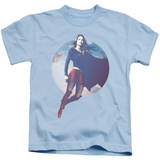 Juvenile: Supergirl- In the Clouds Shirt