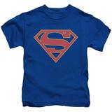Juvenile: Supergirl- Classic Emblem T-shirts