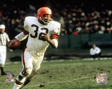 Jim Brown 1960 Action Photo