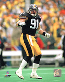 Kevin Greene Action Photo