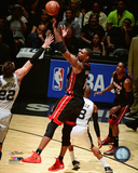 Chris Bosh Game 2 of the 2014 NBA Finals Action Photo