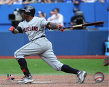 Rajai Davis 2016 Action Photo