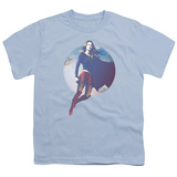 Youth: Supergirl- In the Clouds T-Shirt