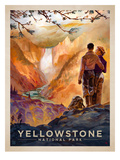 KC NP Yellowstone2 Prints by  Anderson Design Group