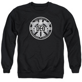 Crewneck Sweatshirt: Supergirl- DEO Badge Shirt