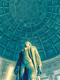 Jefferson Memorial 6 Posters by Golie Miamee