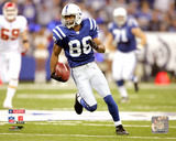 Marvin Harrison 2006 AFC Wild Card Playoff Game Photo