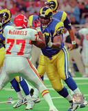Orlando Pace 1997 Action Photo