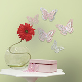Butterfly Surface Embellishments Wall Decal
