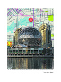 Science World Vancouver Prints by Lyn Nance Sasser and Stephen Sasser