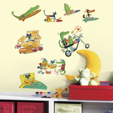 Pete the Cat Peel and Stick Wall Decals Wall Decal