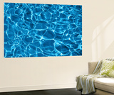 Pool 6 Wall Mural by CJ Elliott