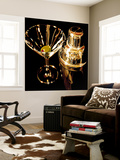 Reflections Wall Mural by Ray Pelley