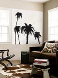 Coconut Grove I Wall Mural by David Dauncey