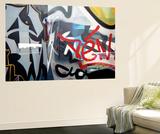 Manic Express Reproduction murale par James Nye