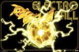 Pokemon- Pikachu Electro Ball Prints