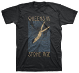 Queens of the Stone Age- The Lost Art Shirts