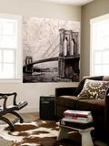 Bridges of Old Wall Mural by John Douglas