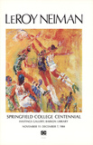 Springfield College Centennial Prints by LeRoy Neiman