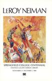 Springfield College Centennial Prints by LeRoy Neiman