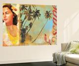 Huida Mural por Cory Steffen