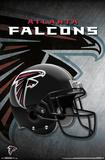 NFL: Atlanta Falcons- Helmet Logo Posters
