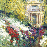Palace Gardens Giclee Print by  Malva