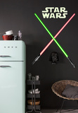 Star Wars - Lightsabers Wallstickers