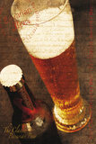 Bavarian Beer Giclee Print by Teo Tarras