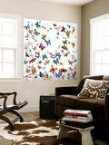 Papillon Wall Mural by Allyson Fukushima