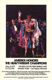 America Honors The Heavyweight Champions Prints by LeRoy Neiman
