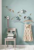 Uccelli Decalcomania da muro
