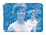 Jackie Kennedy I In Colour Giclee Print by  British Pathe