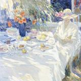 Summer Read Giclée-Druck von  Malva