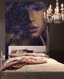 Lace Vlies Mural Papier peint