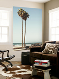Socal Wall Mural by Brookview Studio