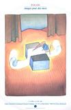 Images Pour des Mots Collectable Print by Jean-Michel Folon