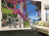 Amalfi Wandgemälde