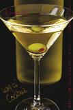 Dry Vermouth II Impression giclée par Teo Tarras