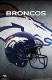 NFL: Denver Broncos- Helmet Logo Photo