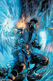 Mortal Kombat- Sub-Zero Comic Prints