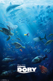 Finding Dory- One Sheet Prints