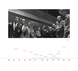 Ocean's Eleven Prints by Sid Avery