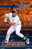 MLB: Detroit Tigers- Miguel Cabrera Print