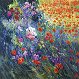Meadow's Edge Giclee Print by  Malva