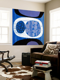 New Beginning II Wall Mural by Mary Calkins